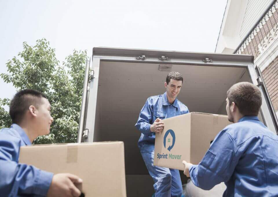 Moving Company Sprint Mover